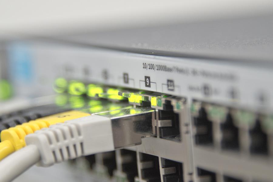 Bit & Bytes - Schaffung einer Netzwerkinfrastuktur